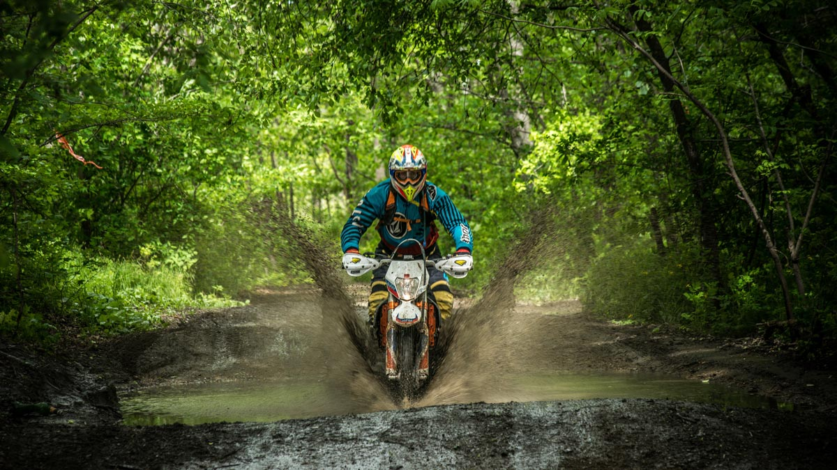 Ovogodišnji CF Moto Hunt the Wolf