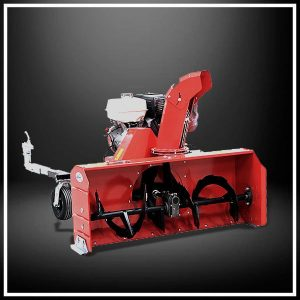 Čistač za sneg - motorni