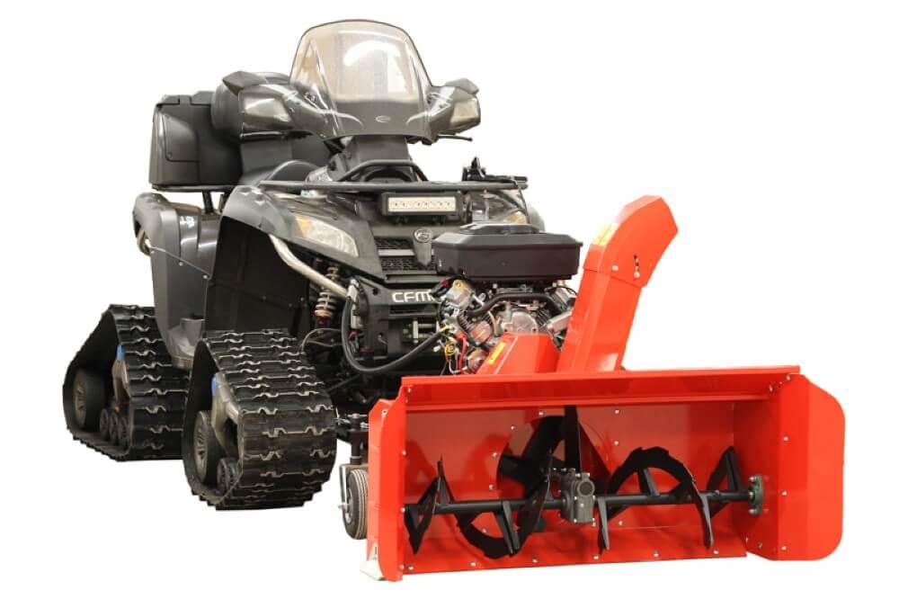 ATV čsitači snega CFMOTO 2